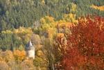 Paleta podzimu.