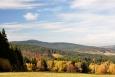Libín a Rohanovský vrch (1 010 m n. m.).