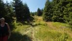 sluníčko, modro a ne moc vedro ... dole pod horami je kolem 40°ve stínu ...