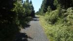 chůze po asfaltce nic moc ...
