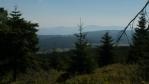 hory v oparu jsou Kralický Sněžník a ty bližší Gory Bystrzyckie v Klodsku ...