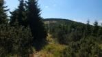 další kopec se jmenuje Tetřevec ...