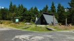 chata horské služby na Pěticestí ...