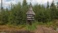 nejižnější bod našeho treku po jihovýchodních Górach, tady se skály jmenují Puchacza; bylo už dost pozdní odpoledne a do Karlowa skoro hodinu a půl, něco vymyslím ...až doma zjistím, ze asi hodinu chůze na jih po zelené je tzv. Urwisko Batorowskie - Batorowské útesy, jedna z nejhezčích částí Gór Stolowych