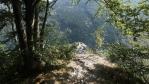 vyhlídka Koníček . . . panoramata a zvláště pak pohledy dolů jsou víc než úchvatné . . .
