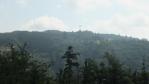 rozhledna Sendraž Na Vartě - ten kopec se tak jmenuje a měří kolem 520 mnm . . .