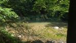 když jsme šli my kolem, tak řeka sotva tekla . . .