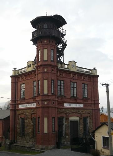 Budova Ševčinského dolu