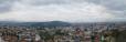 Panorama Lublaňského hradu