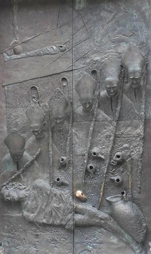 Brána do katedrály