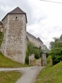 Dolní brána hradu