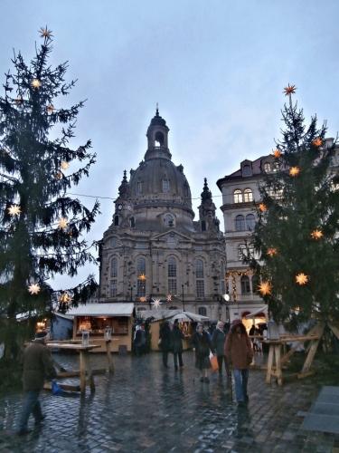 Neumarkt u Frauenkirche