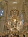 Hlavní oltář ve Frauenkirche