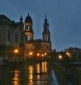 Ulicí k Hofkirche