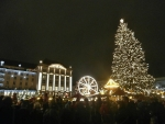 Vánoční trhy na Altmarktu podruhé
