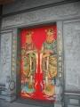 Tchaj-pej, chrám Fu-jou (Fuyou) ve čtvrti Tan-šuej (Danshui)