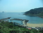 Poblíž mysu Jie-liou (Yeliu), Tchaj-wan