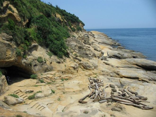 Liduprázdné východní pobřeží