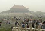 Na obrovských nádvořích se spousty Číňanů přeci jenom rozprchnou. Podívali se stavitelé do budoucnosti, nebo ponechali takto velká volná prostranství z jiného důvodu?