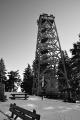 V současnosti se na vrcholové plošině Boubína v nadmořské výšce 1360 m nachází dřevěná rozhledna postavená v letech 2004 − 2005. V 19. a 20. století jí předcházelo několik dřevěných věží různého účelu. Stavbu rozhledny v roce 2004 provázely námitky ekologických organizací. Po jejím dokončení se stala nejvýše položenou dřevěnou rozhlednou v Česku. V roce 2011 obsadila 2. místo v anketě iDNES.cz o nejhezčí rozhlednu Jihočeského kraje. Boubínská rozhledna patří k šumavským místům, z nichž jsou viditelné téměř 200 km vzdálené Alpy. (www.wikipedia.org)