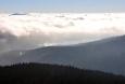 Vzduté moře nad Lenorou a Zátoní.