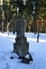 Johnův kámen je pomníkem Schwarcenberskému lesníkovi, který se zasloužil, mimo jiné, o založení Boubínského pralesa.
