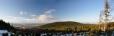 Před námi je vrch s přiléhavým názvem Kupa (1 044 m n. m.), který obejdeme tentokrát po NS zleva.