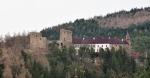 Velhartický hrad od Nemilkova.