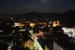 Výhled z mrakodrapu Nebotičnik, Lublaň