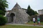 Plečnikova pyramida, Lublaň