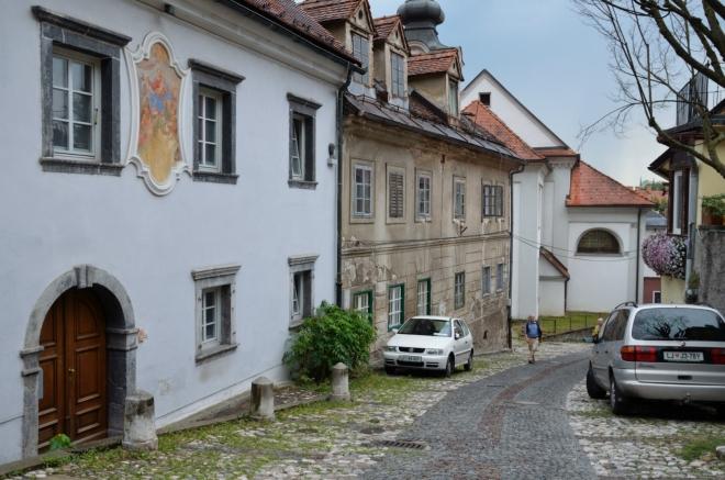 Ulica na Grad