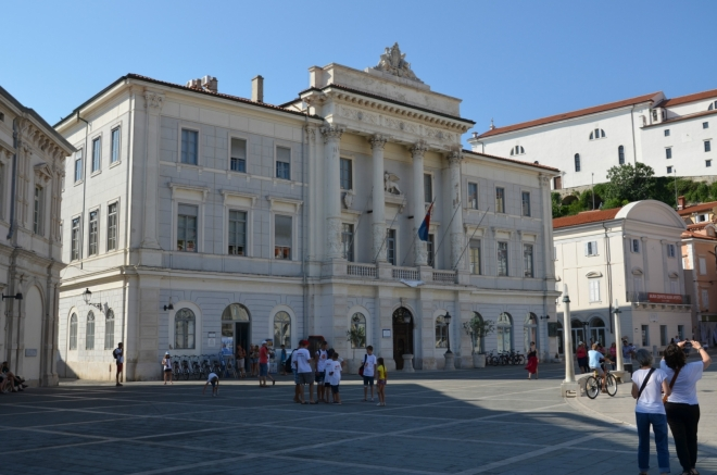 Piranská radnice