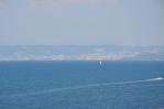 Výhled na Terst z Piranu