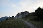 Tolminský hrad (Grad Tolmin), Slovinsko