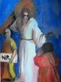 Dlouhá léta trvalo, než čas nazrál ke znovuvzkříšení kaple i křižové cesty. Zářivými barvami čerstvých omítek i hlasem malého zvonu ve věžičce znovuvybudované kaple ožilo toto místo tak trochu schované ve stínu šumavských lesů. Člověka až přeběhne mráz po zádech, když si uvědomí, že slavnostního vysvěcení 30. července 2006 se ujal muž, který zde v roce 1950 sloužil také na desítky let poslední mši – Msgr. Karel Fořt. Inu, dobří rodáci se vracejí.