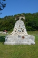 Vojenský hřbitov Loče, Tolmin, Slovinsko