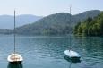 Bledské jezero, Slovinsko