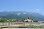 Nejspíše Karavanky z vlaku, Slovinsko