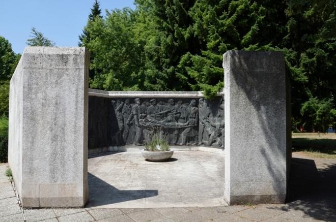 Památník obětem první světové války (pokud mě paměť neklame)