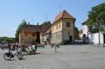 Při nábřeží Drávy v Mariboru (Vojašniška ulica)