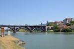 Řeka Dráva a Hlavní most (Glavni most), Maribor