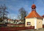 Smetanova Lhota - kaple.