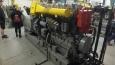 motory se běžně montovaly do největších remorkérů plujících po Labi a nebo Dunaji ...