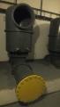 zbytky filtrů vzduchu pro posádku bunkru ...