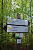 Nově je zde vyznačena Golden steig - Zlatá stezka.
