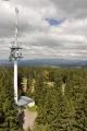 Telekomunikační věž.