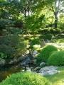 Zátiší v japonské zahradě