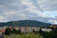Výhled na Pohorje z Mariboru