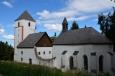 Kostel svatého Wolfganga (Cerkev sv. Bolfenka), Pohorje, Slovinsko