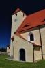 Kostel v Žumberku.